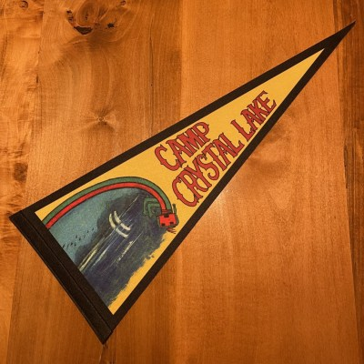 CCL Pennant Yellow