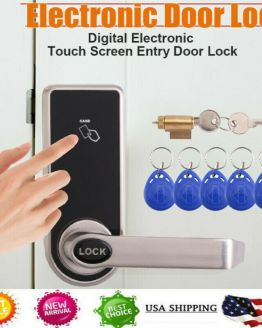 Smart-Electronic-Door-Lock-Set