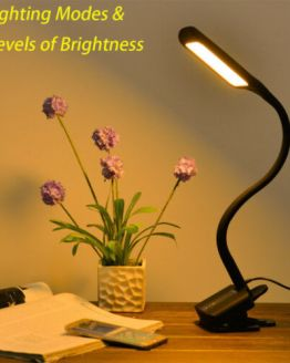 Adjustable Dimming Desk/Bed Lamp