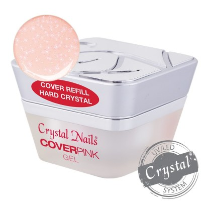 Cover Pink Cover Refill Hard Crystal gel 5ml