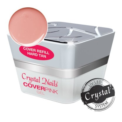 COVER PINK COVER REFILL HARD TAN 50ml