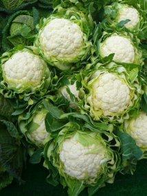 Brockmans Farm: Cauliflower