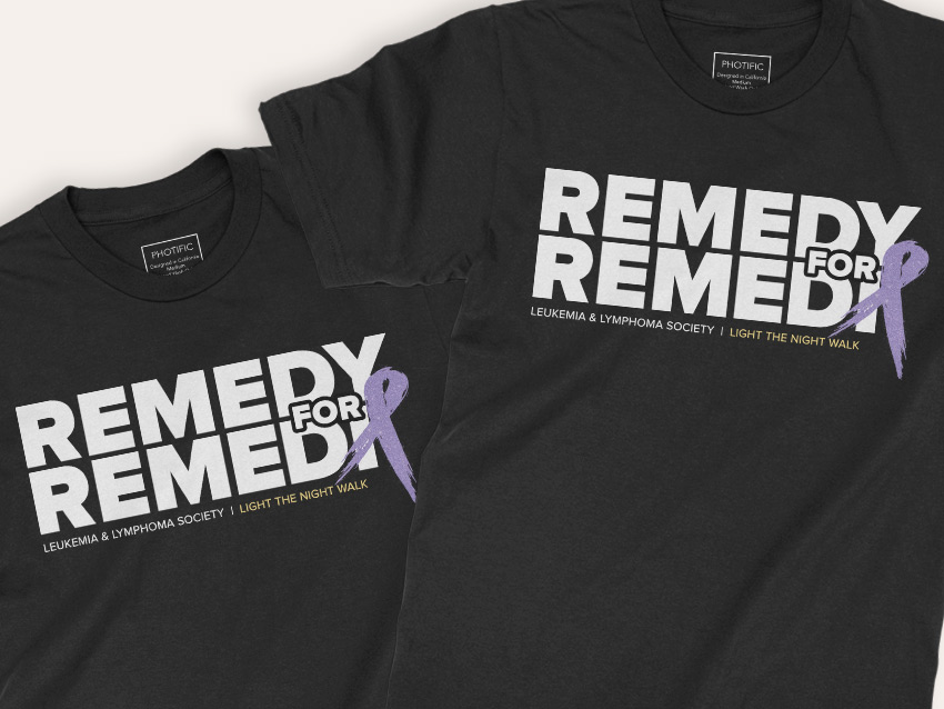 Remedy for Remedi 2016 LLS Shirt