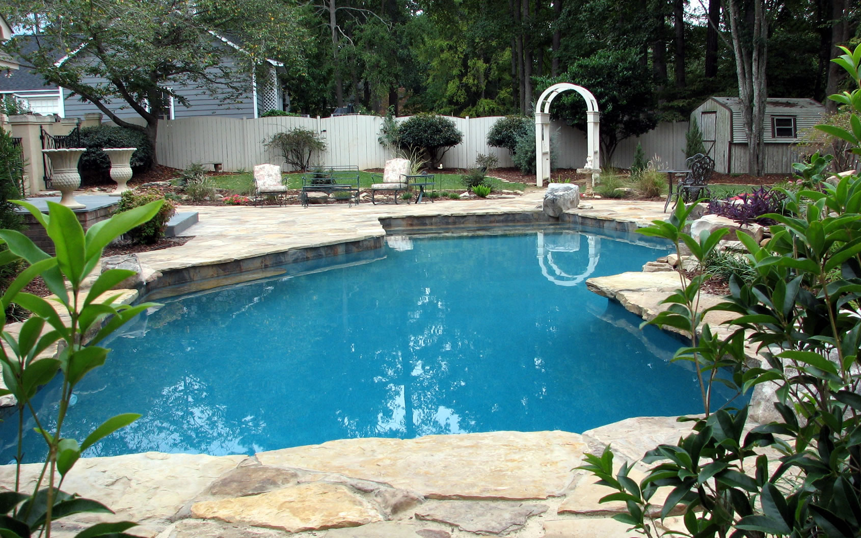 Residential Pools Amp Spas By Columbia And Charleston South
