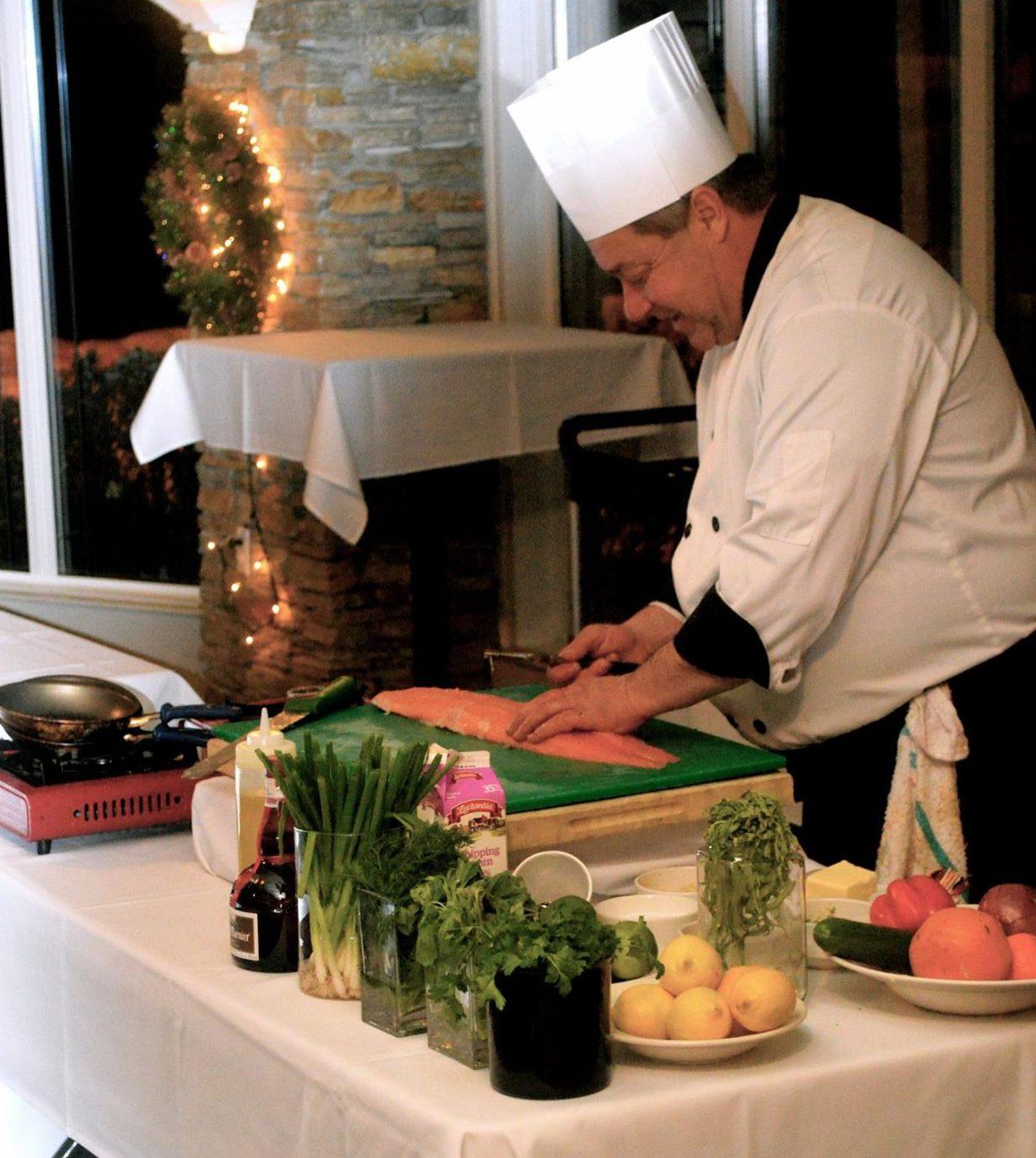 Crystal Ridge Catering - Chef William