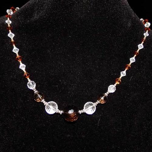 clear-and-smoky-faceted-quartz-bead-necklace