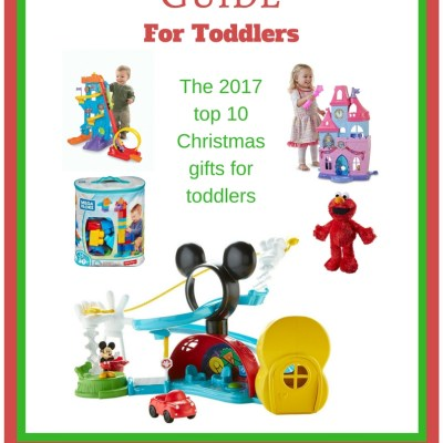 Top 10 Gifts for Toddlers