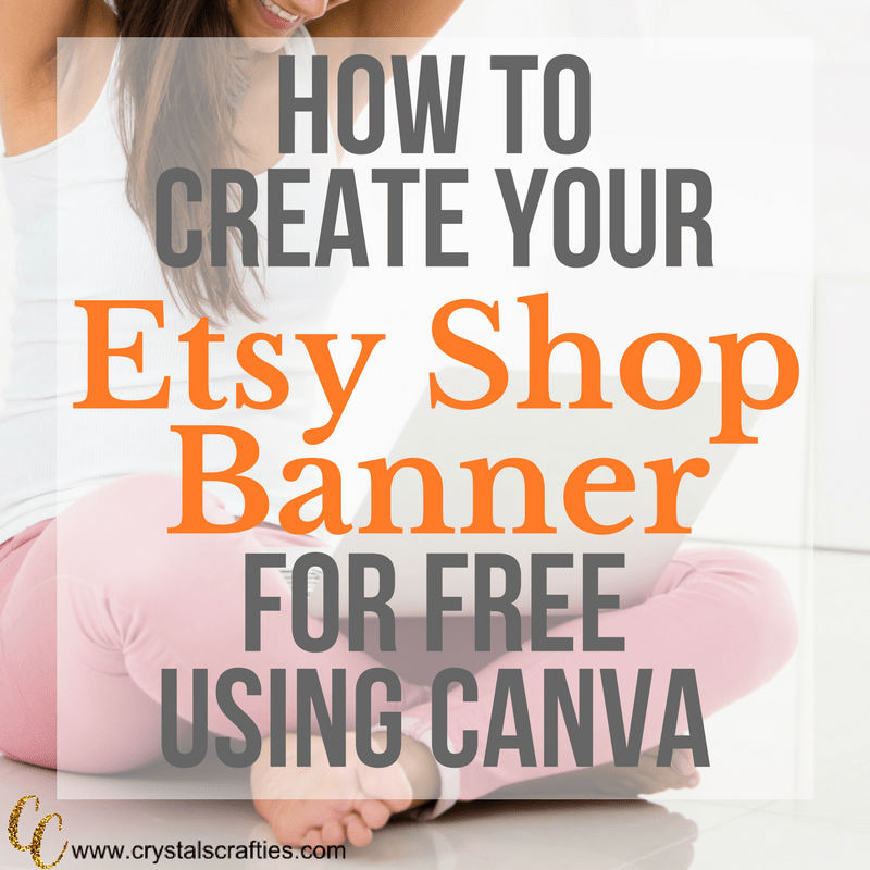 How to Create Your Etsy Shop Banner for FREE
