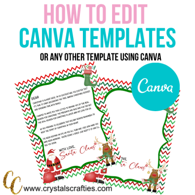 How to Edit a Template Using Canva