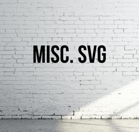 Misc. SVG