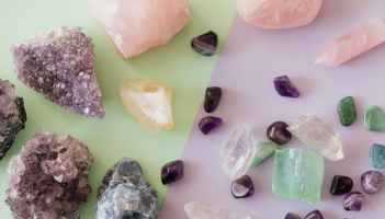 close up photo of assorted crystals