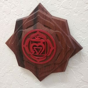 CNC and 3d printed art