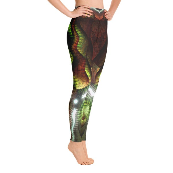 Centered Tri Yoga Leggings
