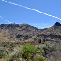 July 4th Road Trip - Part III: John Day Fossil Beds