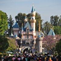 Where is Disneyland?