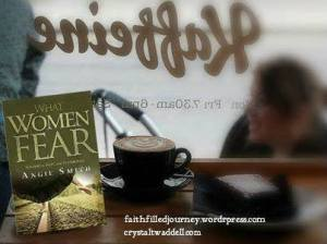 What Women Fear:   Coming Out of Hiding {Week 1}
