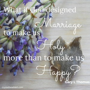 Marriage Matters Quote