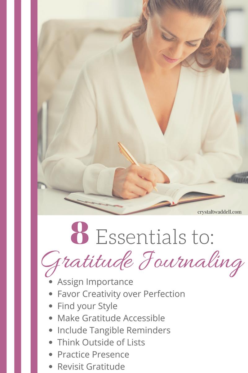 Gratitude Journal Essentials