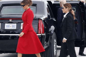 Politics: Melania Trump has a Secret Service agent who looks strikingly similar to her — and it's fueling a wild conspiracy theory
