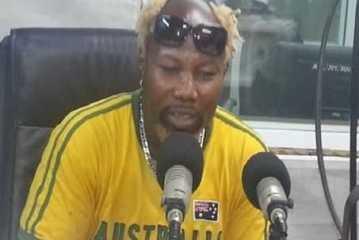 Ayittey Powers Mocks Bukom Banku (VIDEO)