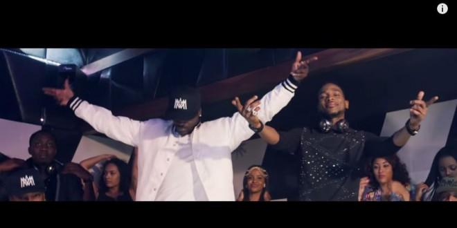 D'banj – Frosh ft Akon (Official Video) | Crystal Updates