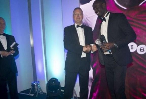 Albert Adomah named Aston Villa's 'Player of The Season'