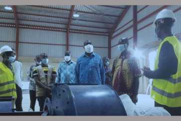 GH¢6.6m Akontombra rice factory ready October