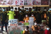 Feiles Football Club donates to Madina Demonstration Special School