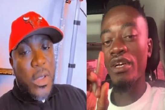 Nhyiraba Kojo blasts Lilwin for not showing up at pool party he organized for him