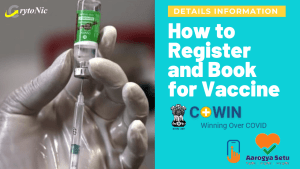 """Read more about the article How to get vaccine registration on CoWin website, Umang App and  Aarogya Setu app Step By Step Guide.<span class=""""wtr-time-wrap after-title""""><span class=""""wtr-time-number"""">5</span> min read</span>"""