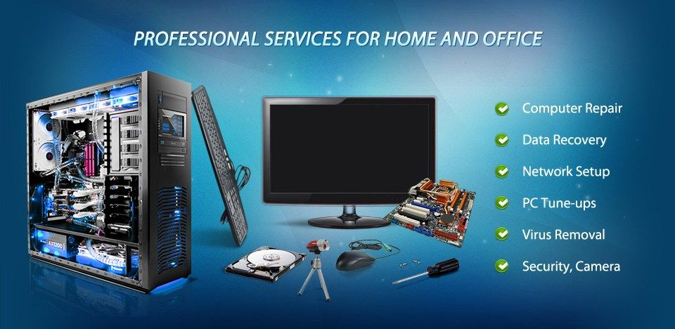 Office Repair Services – Computer, Chair and Other Furniture