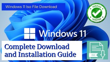 Windows 11 ISO File Download (32 Bit and 64 Bit) For Free | How to Install Upgrade to Windows 11