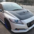 First Molding of Japan has released their aero and engine bay dress up products for the Honda cr-z. The bonnet aero bonnet product comes as fiber reinforced plastic (FRP), carbon […]