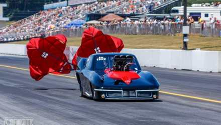 Super Chevy Sunday at Maple Grove