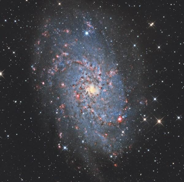 The Pinwheel Galaxy (M33) - Astronomy Magazine ...