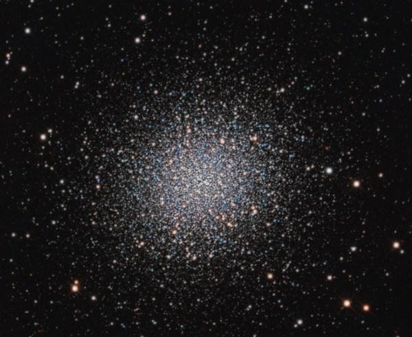The Hercules Cluster (M13) - Astronomy Magazine ...