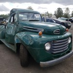 1950 Ford Pickup For Sale At Copart Portland Or Lot 49905950 Salvagereseller Com