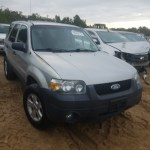 2006 Ford Escape Xlt For Sale At Copart Gaston Sc Lot 49483470 Salvagereseller Com