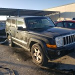 2010 Jeep Commander For Sale At Copart Anthony Tx Lot 57000420 Salvagereseller Com