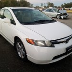 2008 Honda Civic Ex For Sale At Copart Riverview Fl Lot 57486600 Salvagereseller Com