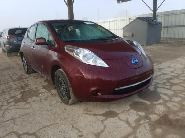 Auto Auction Ended on VIN: 1N4BZ0CP7GC302701 2016 Nissan ...