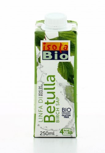 Bevanda Vegetale a base di Linfa di Betulla
