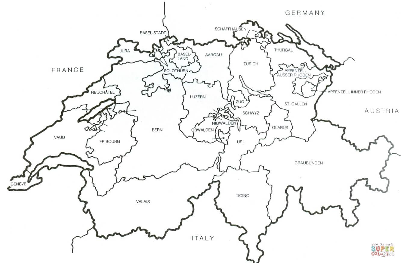 V Carsko Mapa Obrys