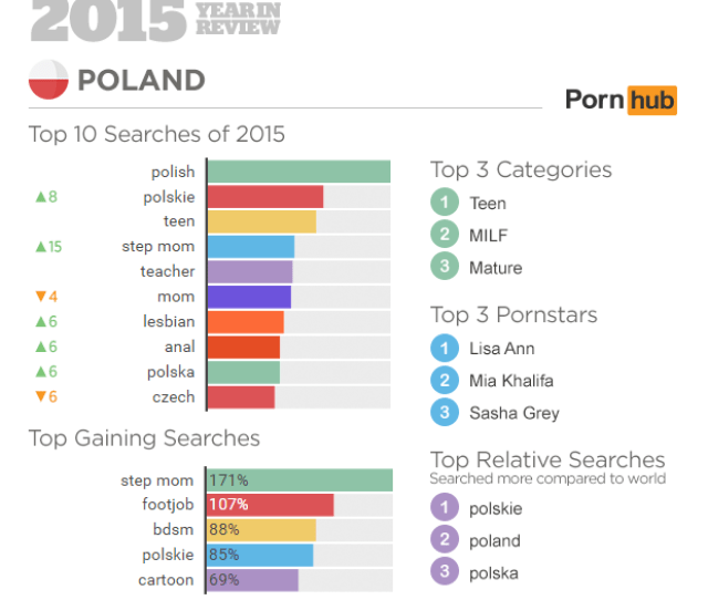 Pornhub Insights  Year In Review Focus