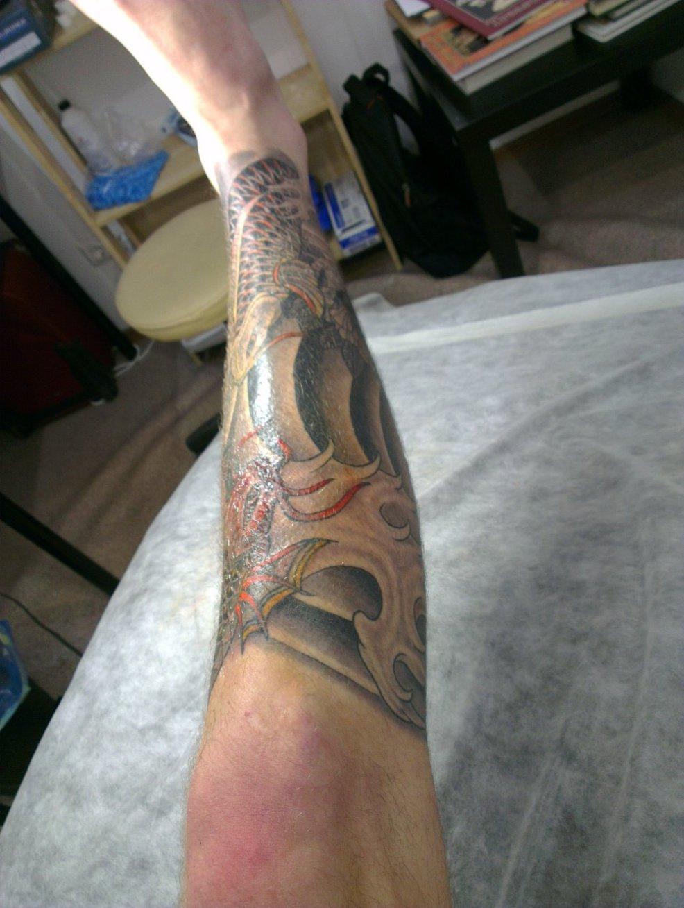 пост про татуировки
