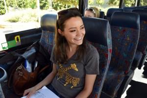 Gigi Weingarden, CS Graduate student.