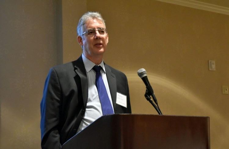 Dean of the Erik Jonsson School, Dr. Mark Spong.