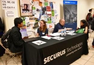 Spring Intern Fair 2016 Securus