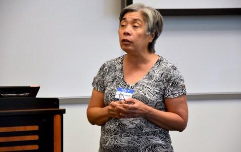 Pictured: Dr. Linda Morales