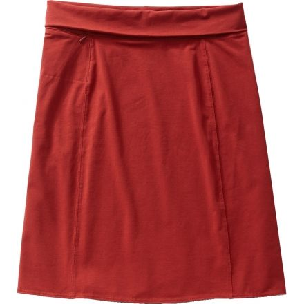 Royal Robbins Essential Rollover Skirt - Womens — CampSaver